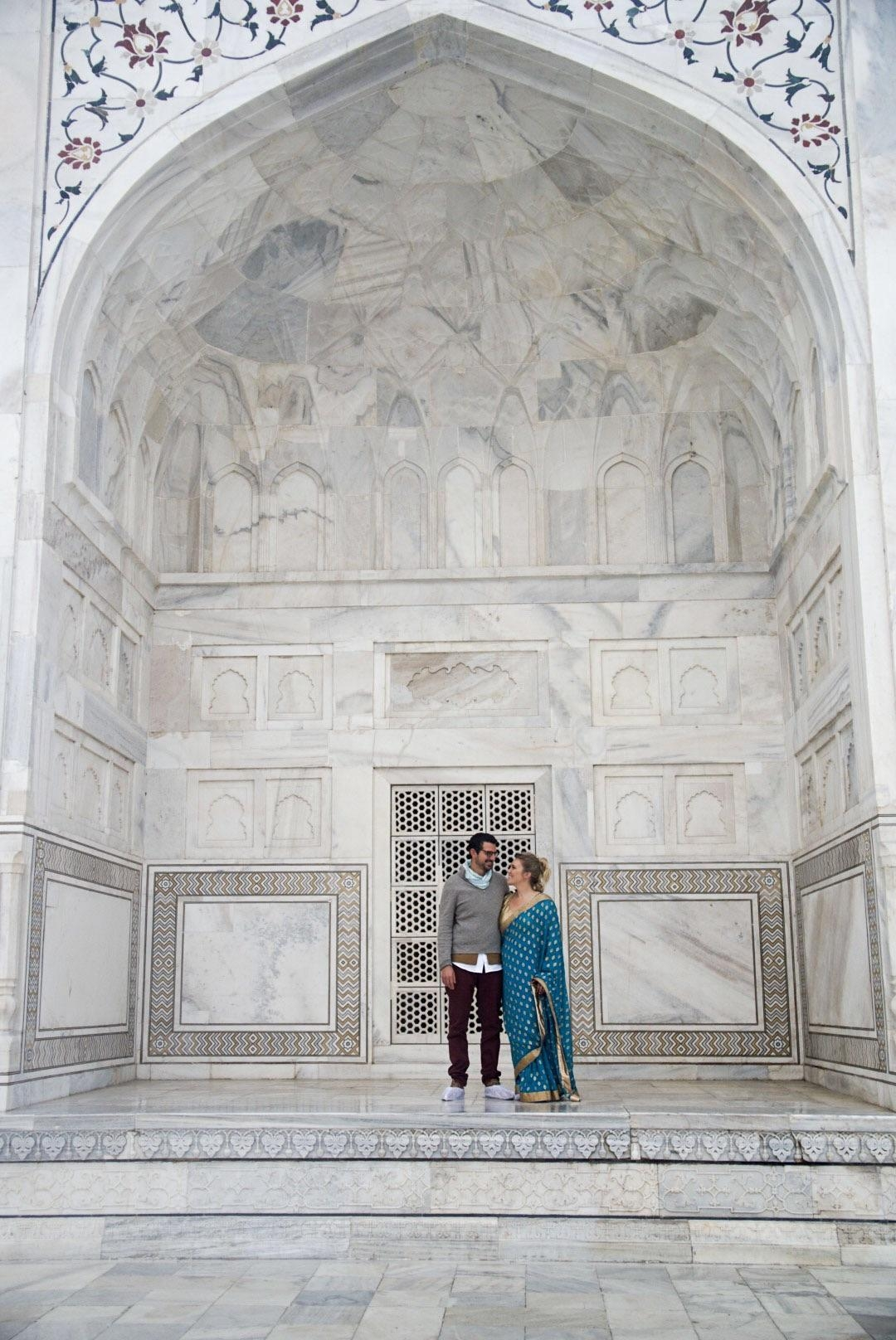 Everything You Need To Know About Visiting The Taj Mahal – Step(H With Taj Mahal Wall Art (Image 4 of 20)