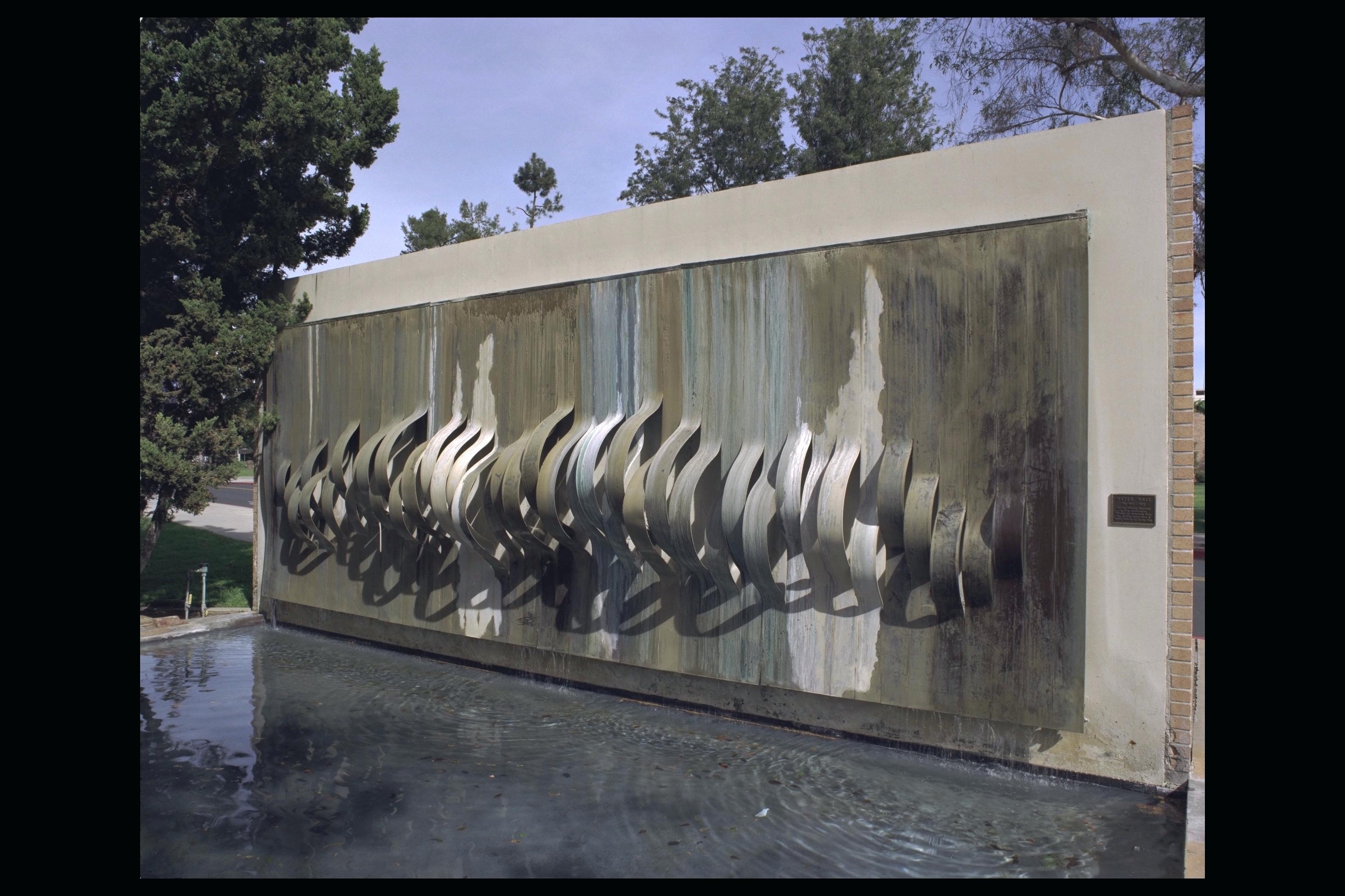 Exterior Wall Signs : Collection of outdoor wall sculpture art ideas