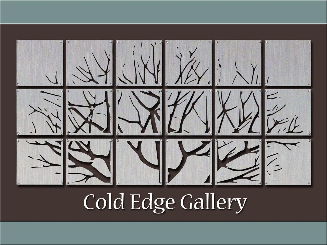 Extra Large Metal Tree Wall Art | Wallartideas In Large Metal Art (View 7 of 20)