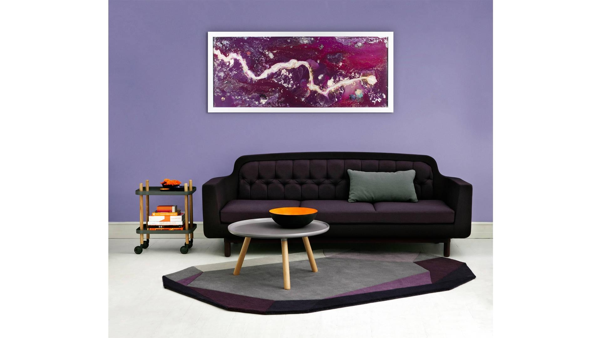Extra Large Wall Art Modern Wall Art Modern Lighting Purple Inside Unique Modern Wall Art (View 17 of 20)