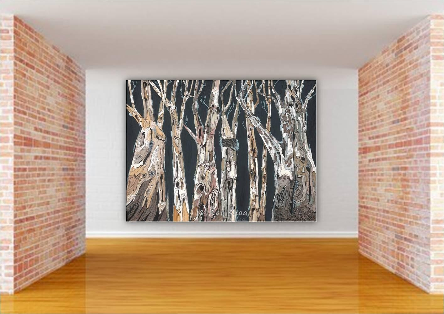 Extra Large Wall Art Oversized Living Dining Room Masculine Throughout Oversized Canvas Wall Art (View 12 of 20)