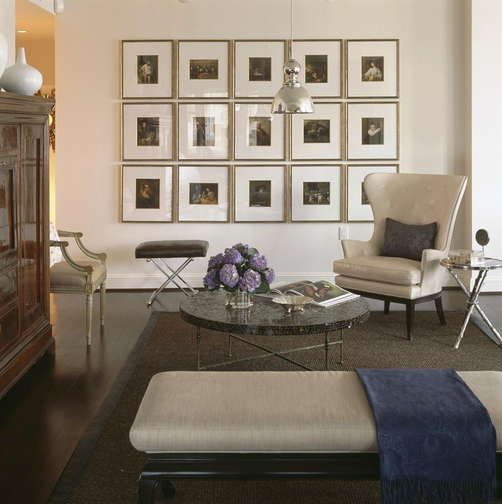 Extraordinary Wall Gallery Frame Set Decorating Ideas Gallery In In Wall Art Decor For Family Room (Image 11 of 20)