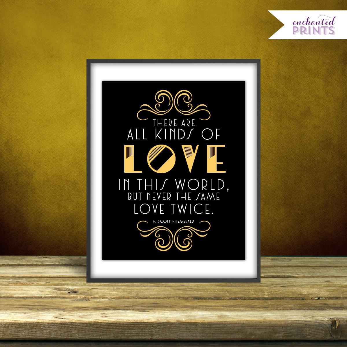 Featured Image of Great Gatsby Wall Art