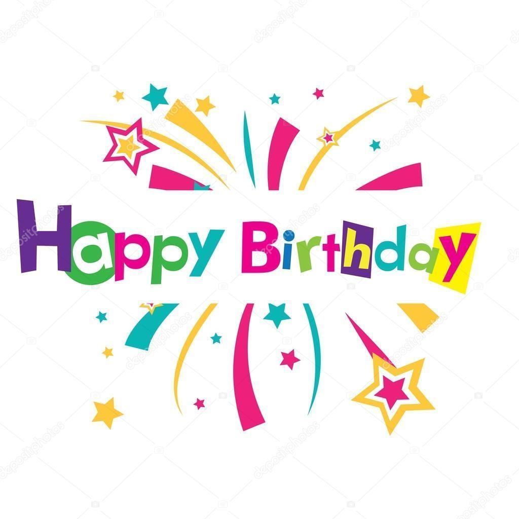 Facebook Happy Birthday Text Art | Jerzy Decoration Regarding Happy Birthday Wall Art (Image 6 of 20)