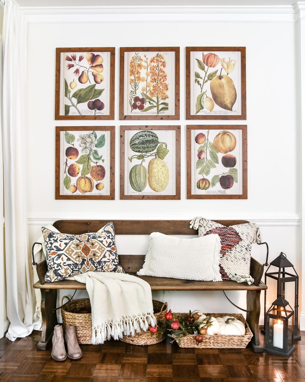 Fall Botany Art Gallery Wall Printables – Bless'er House Inside Autumn  Inspired Wall Art (Image 13 of 20)