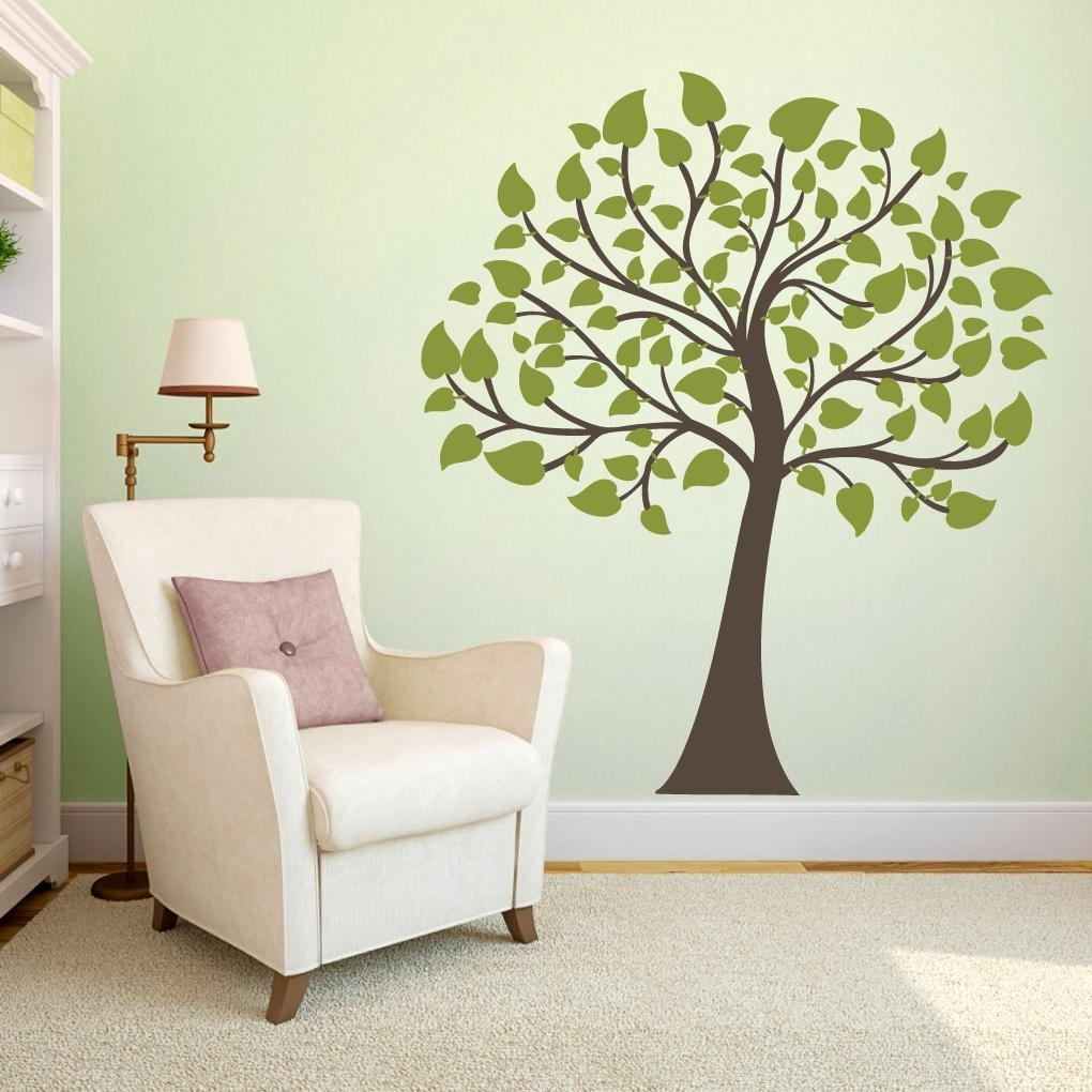 Family Tree Wall Decal Kohls ~ Color The Walls Of Your House Throughout Kohls Wall Decals (Image 1 of 20)
