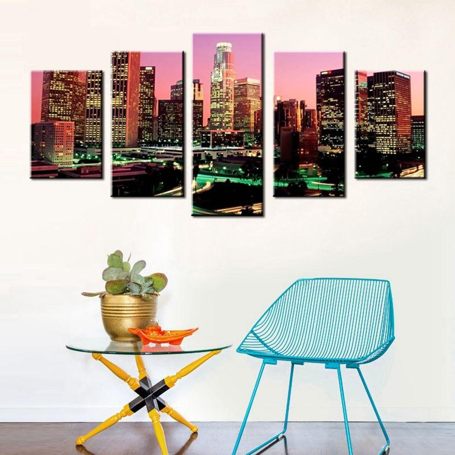 Fascinating 10+ Los Angeles Wall Art Decorating Design Of Los For Los Angeles Wall Art (View 8 of 20)