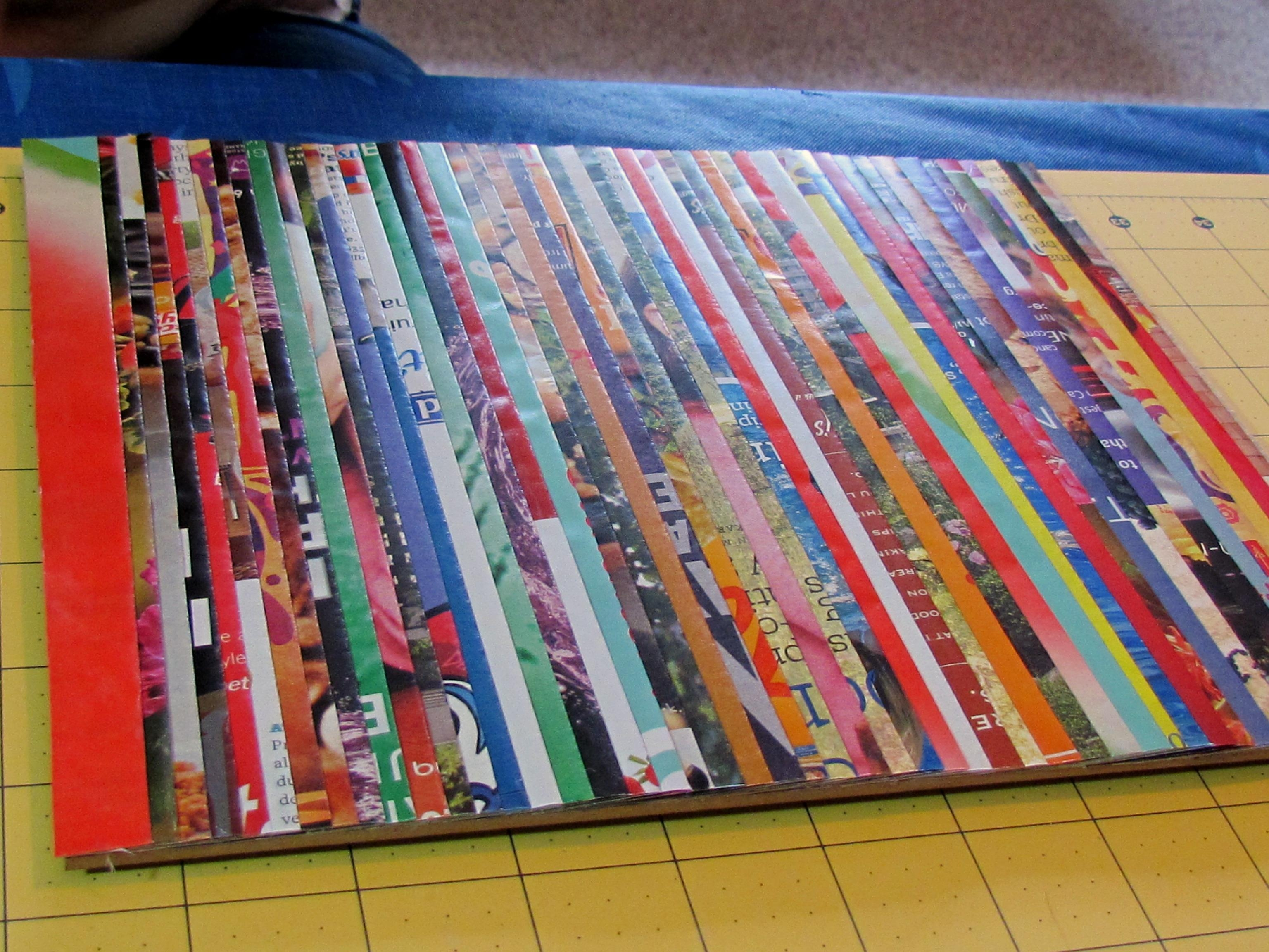 Feature Friday Cut Paper Art With Regard To Recycled Wall Art (View 12 of 20)