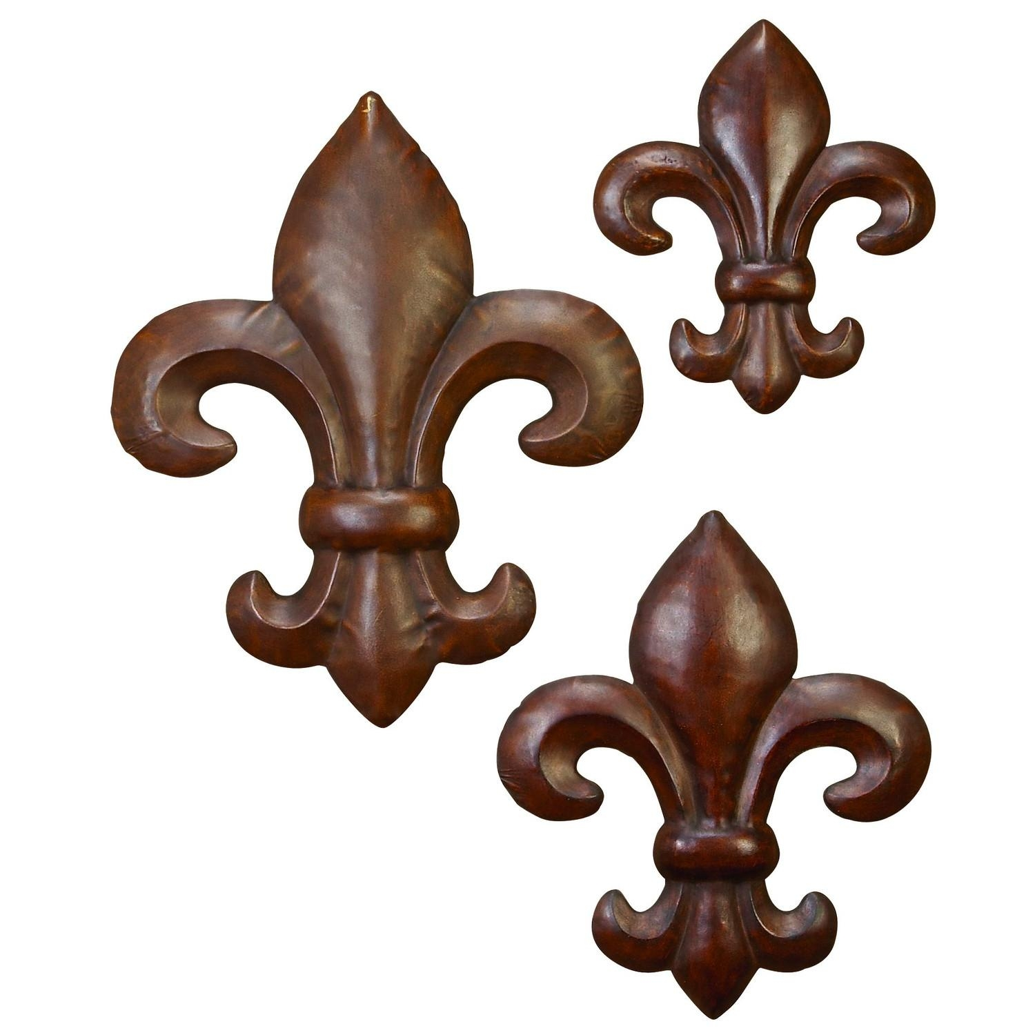 Fleur De Lis Wall Sconce – Unifiedtek | Unifiedtek Inside Fleur De Lis Metal Wall Art (Image 8 of 20)