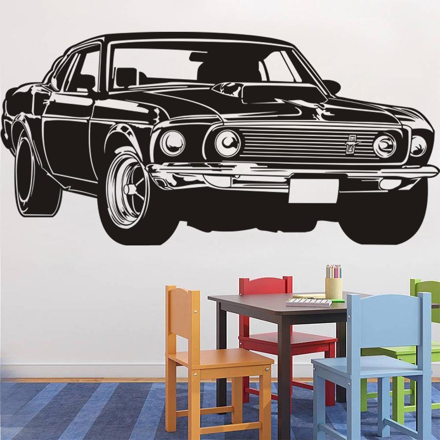 Ford Mustang Home Decor (View 15 of 20)