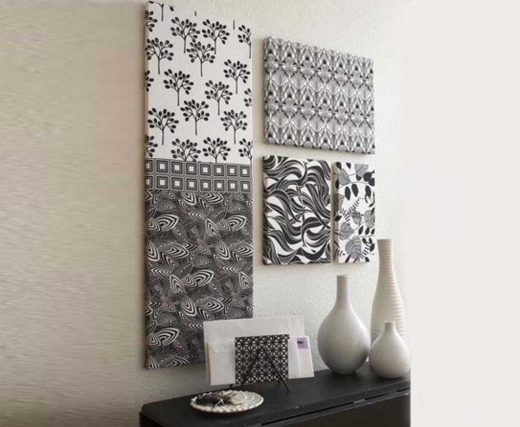 Frame Fabric Wall Art How Has Fabric Wall Art Grown Over The Years Regarding Framed Fabric Wall Art (Image 12 of 20)