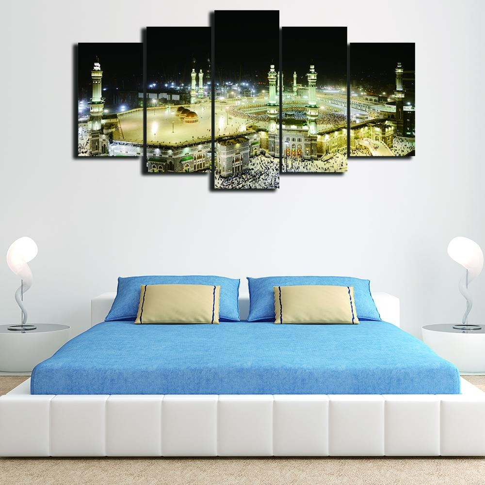 Frame Wall Art Promotion Shop For Promotional Frame Wall Art On Throughout Bedroom Framed Wall Art (Image 14 of 20)