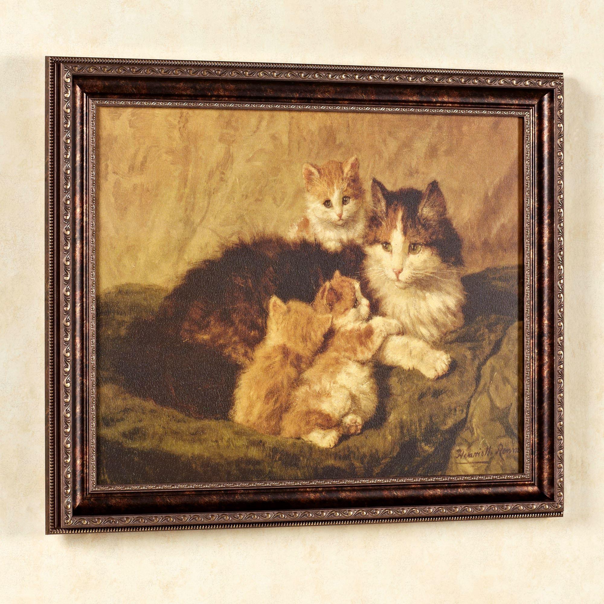 Framed Art Prints | Touch Of Class Regarding Brown Framed Wall Art (Image 5 of 20)