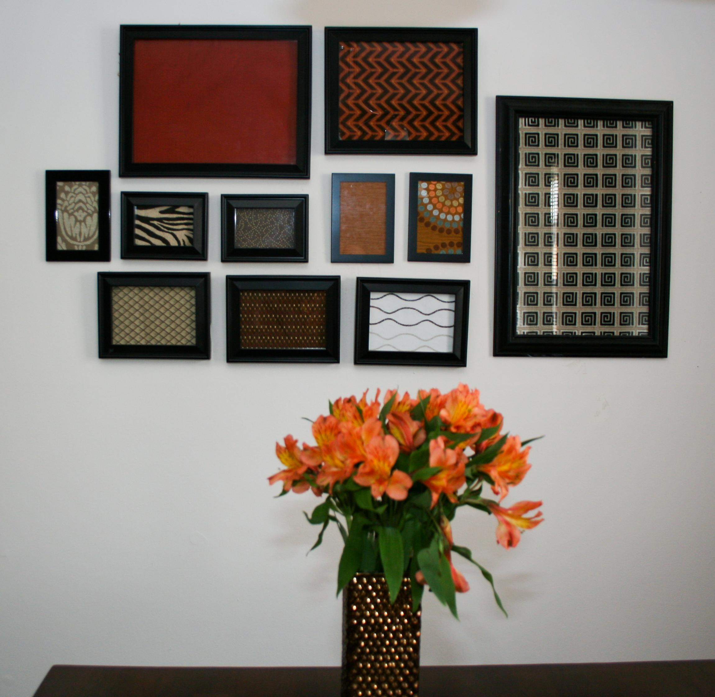 Framed Fabric Wall Art | Regarding Framed Fabric Wall Art (View 6 of 20)