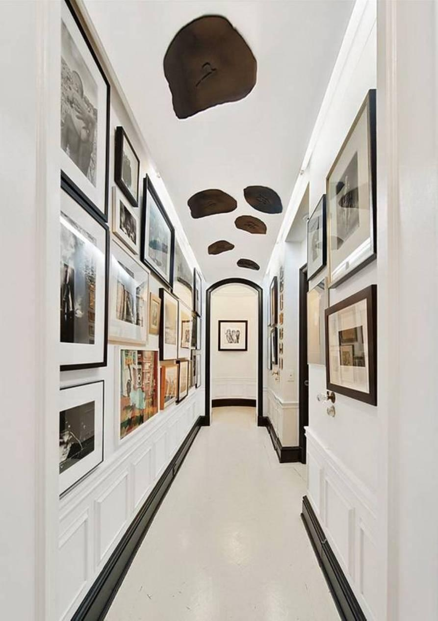 Framed Gallery Hallway Wall Art Ideas Beautiful Trends And For For Wall Art  Ideas For Hallways