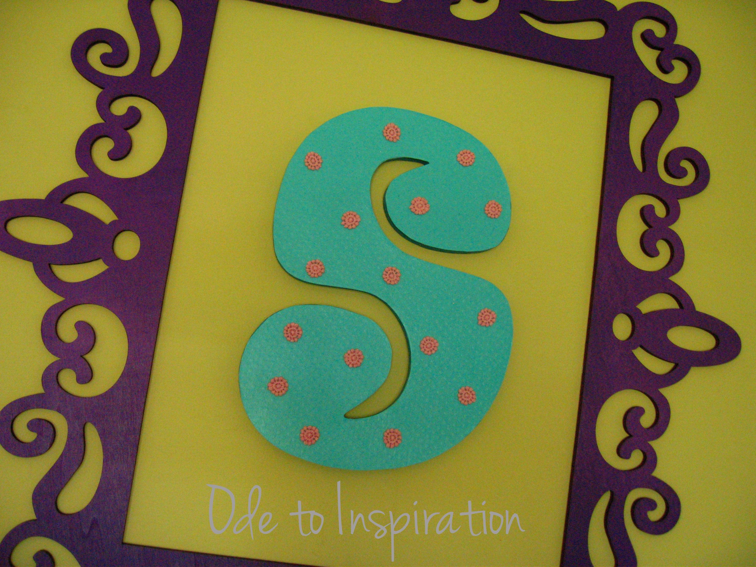Famous Iron Monogram Wall Decor Images - The Wall Art Decorations ...