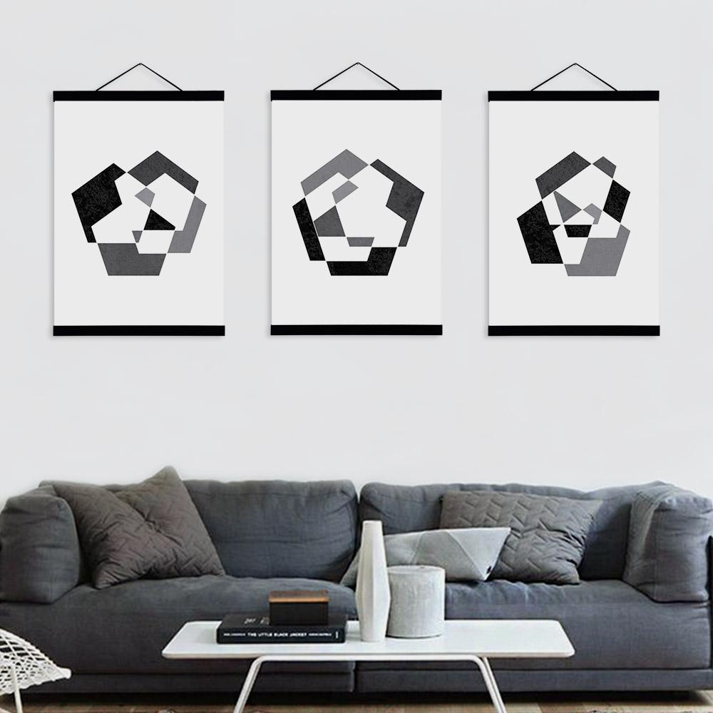 20 Best Collection Of Large Framed Wall Art: 20 Best Collection Of Black And White Framed Wall Art