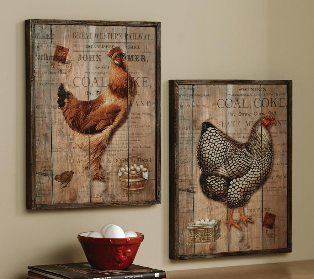 French Country Kitchen Wall Art – Video And Photos Throughout Country French Wall Art (View 5 of 20)