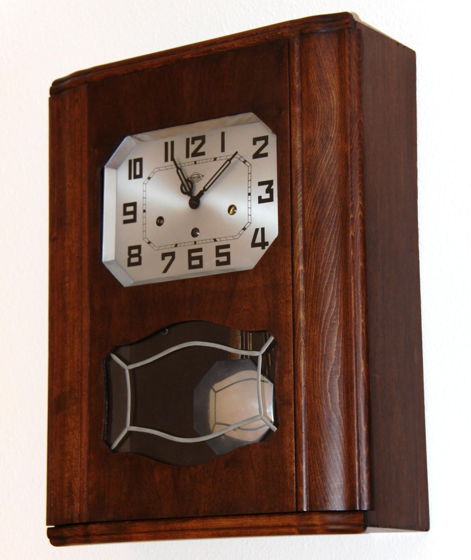 French Irod Clock (Image 14 of 20)