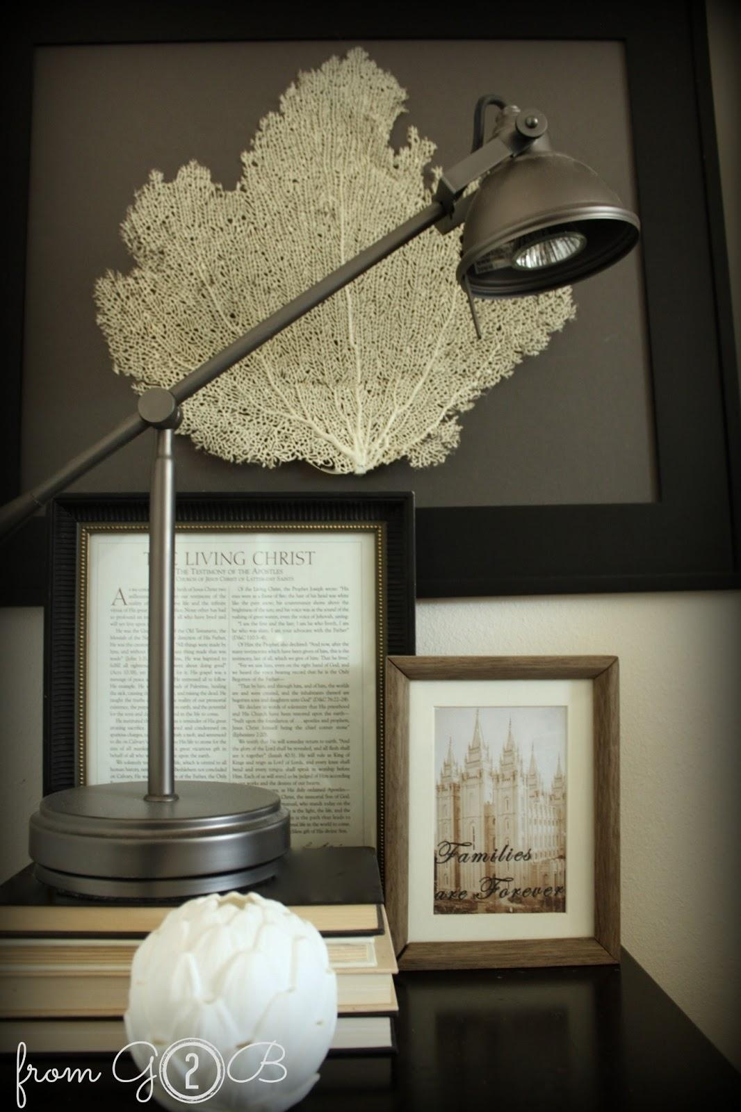 From Gardners 2 Bergers: ➷Restoration Hardware Preserved Sea Fan Inside Sea Fan Wall Art (Image 10 of 20)