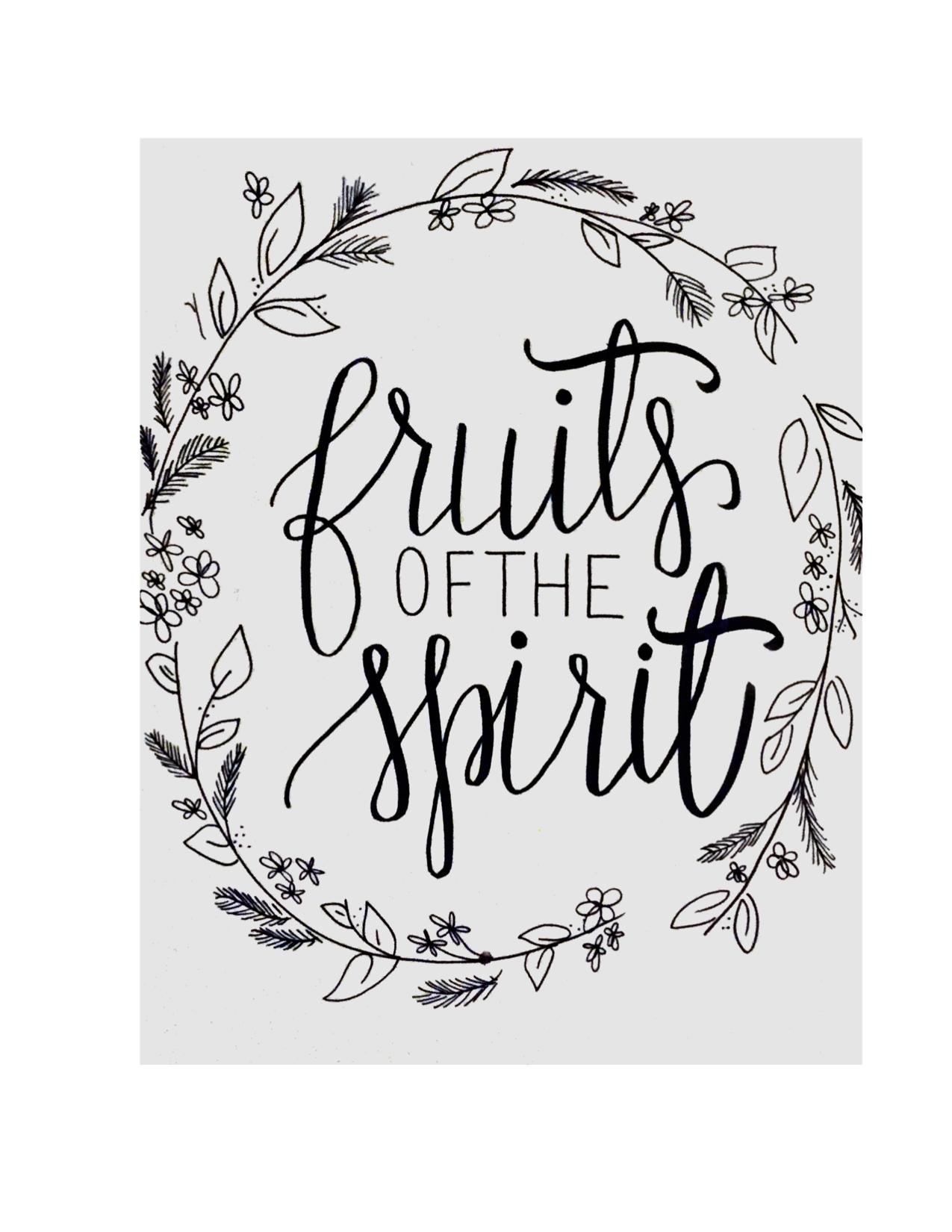 Fruit Of The Spirit Devo – Always, Meghan Xo In Fruit Of The Spirit Artwork (Image 11 of 20)