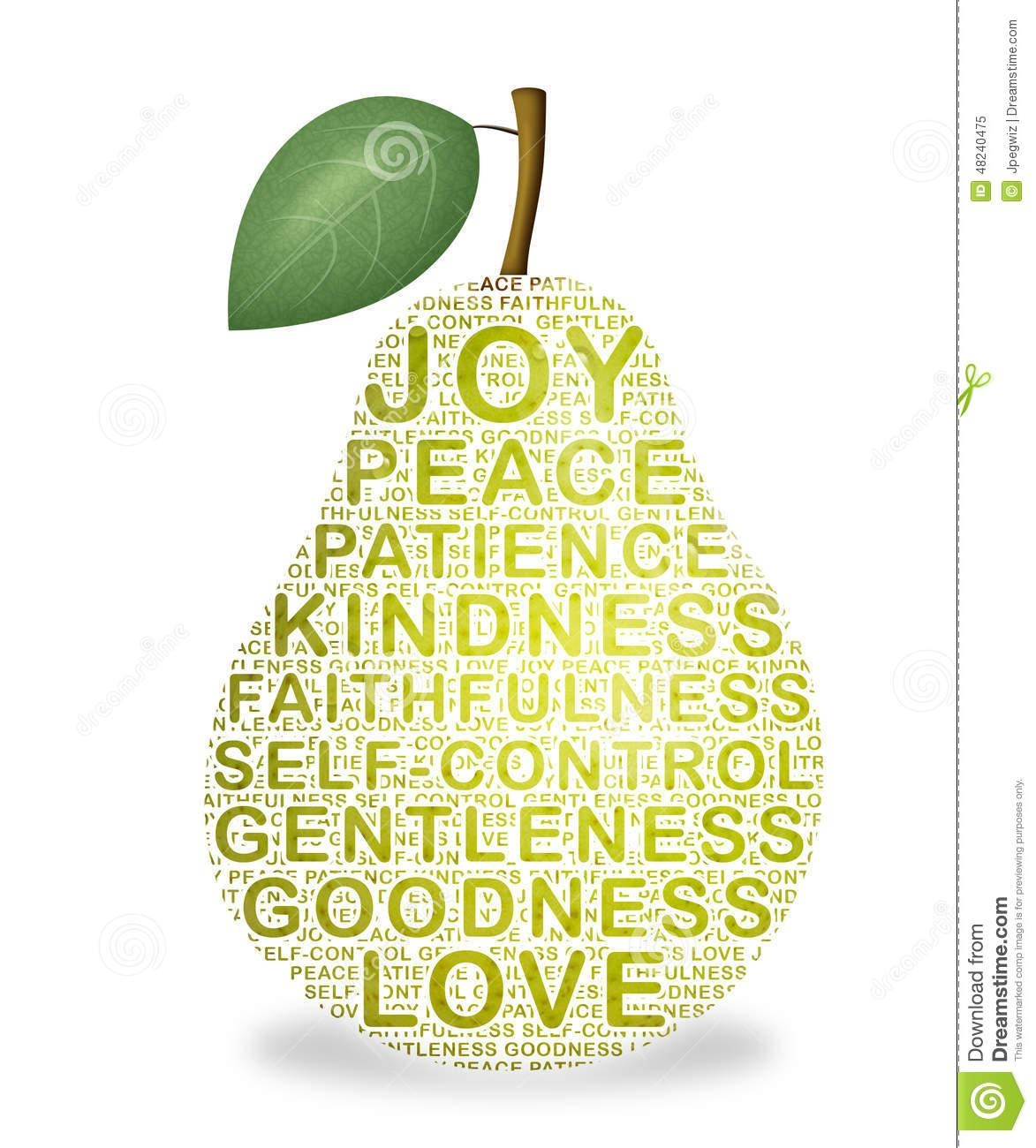 Fruit Of The Spirit Stock Illustration – Image: 48240475 With Regard To Fruit Of The Spirit Artwork (View 9 of 20)