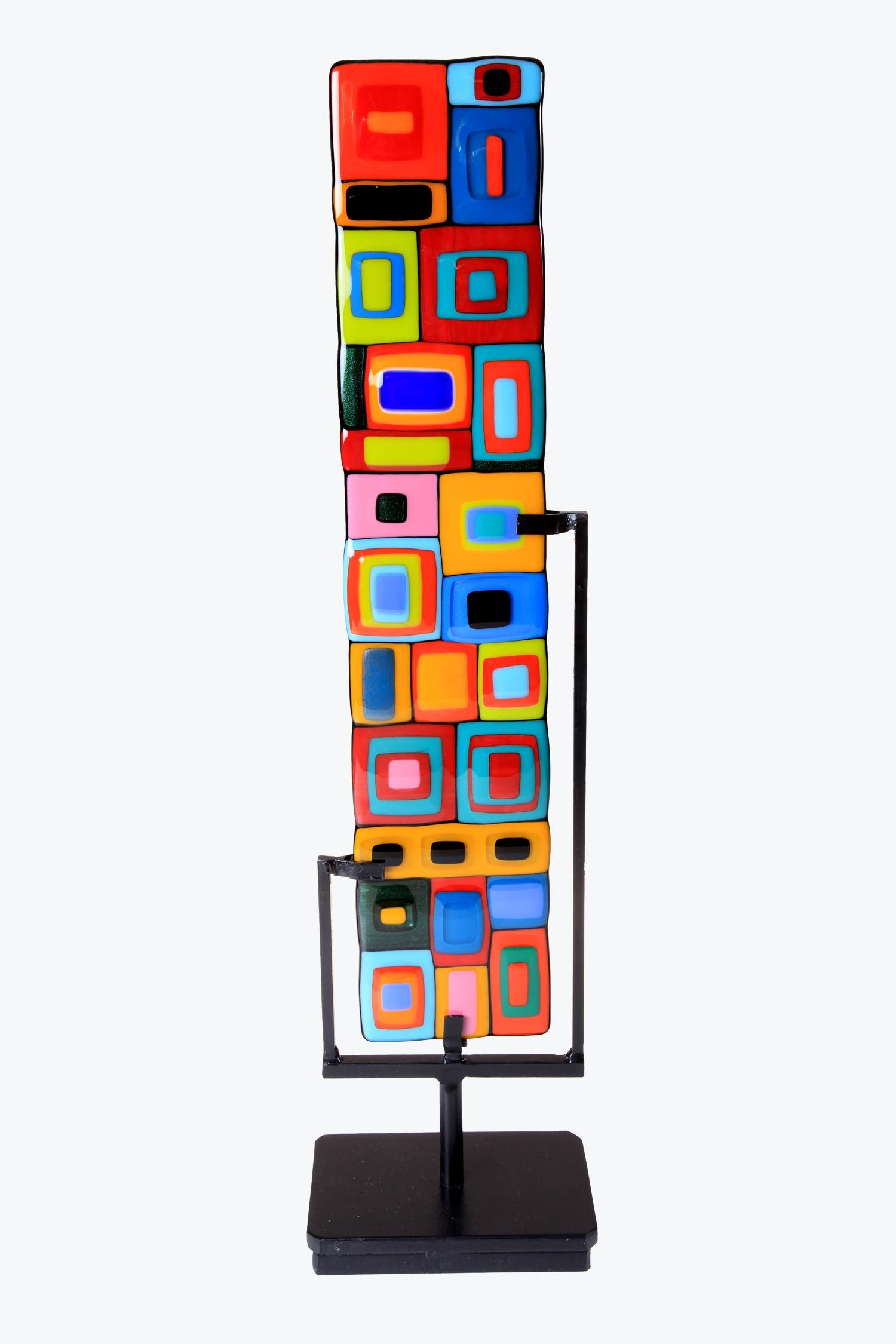 Fused Glass Panels – Helen Rudy Glass Throughout Fused Glass Wall Art Panels (View 14 of 20)