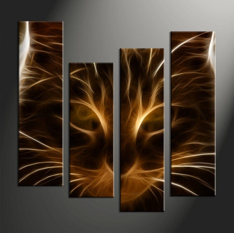 Gorgeous 4 Piece Bathroom Wall Art Bedroom Decor Piece Wall Within 4 Piece Wall Art Sets (Image 9 of 20)