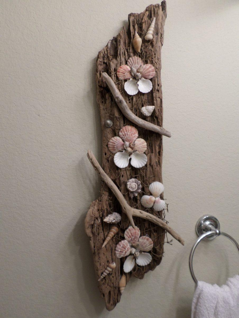 Gorgeous Driftwood Wall Art Projects Driftwood Wall Art Theydesign Within Driftwood Wall Art For Sale (View 6 of 20)
