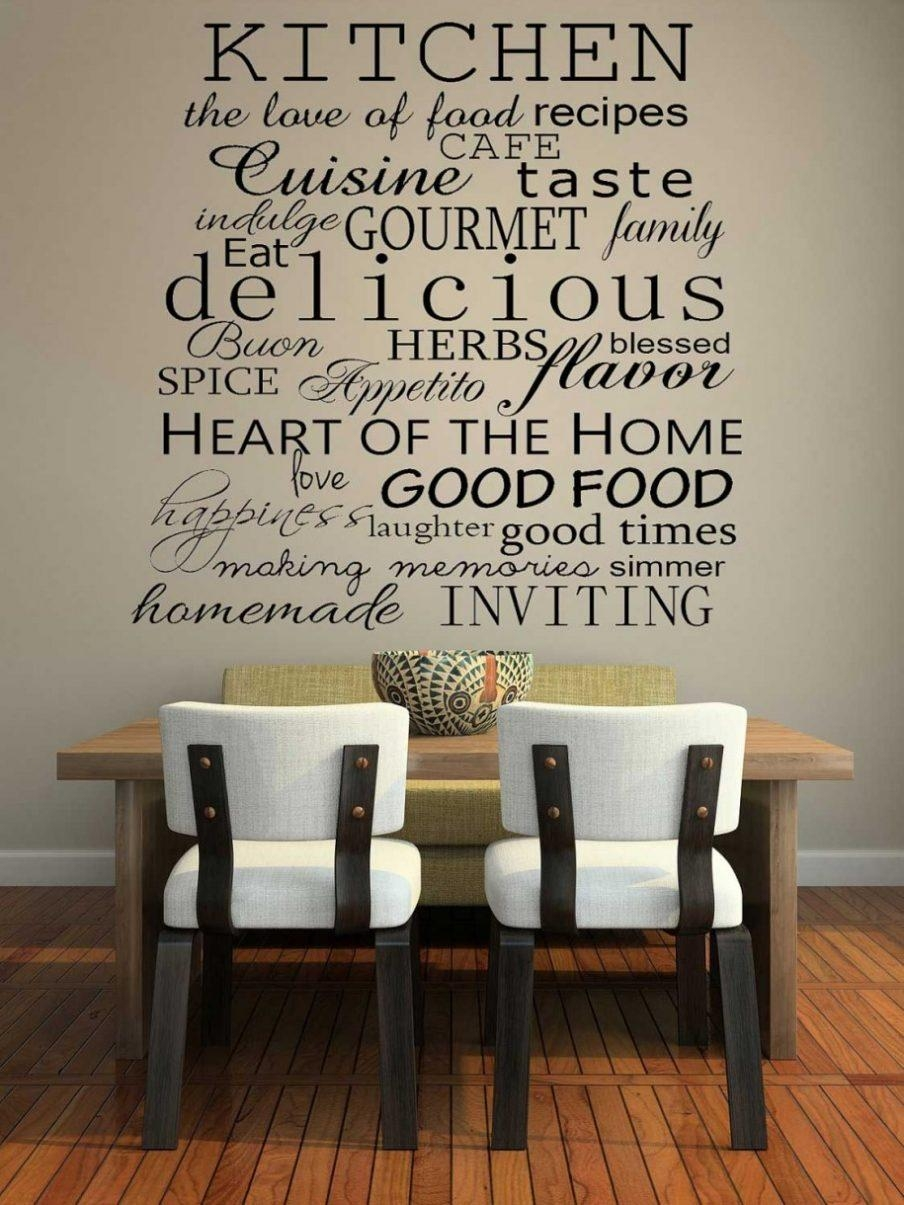 Gorgeous Eat Drink Be Merry Wall Art Zoom Let's Eat Wall Art Eat Intended For Christian Canvas Wall Art (View 14 of 20)