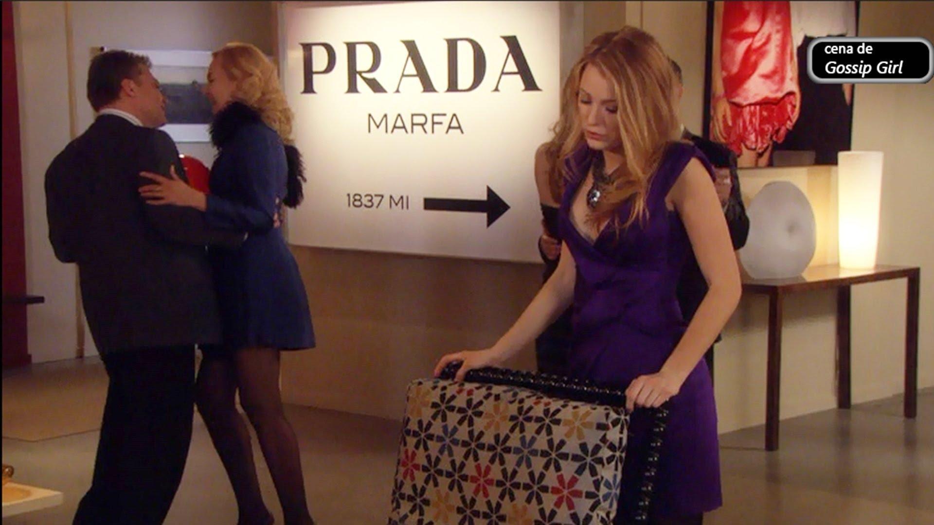 Gossip Girl – Prada Marfa Wall Art Diy – Youtube Intended For Prada Marfa Wall Art (Image 3 of 20)