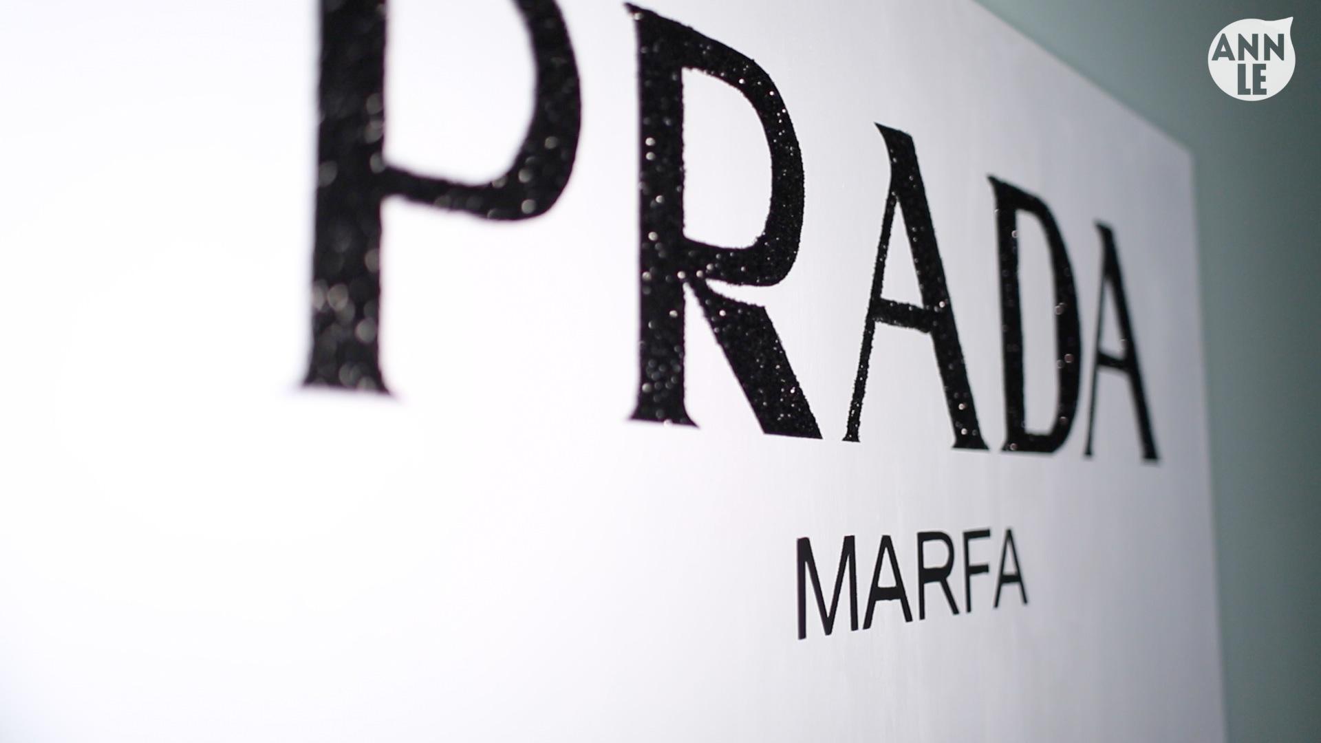 Gossip Girl Prada Wall Art – Ann Le Style intended for Prada Marfa Wall Art