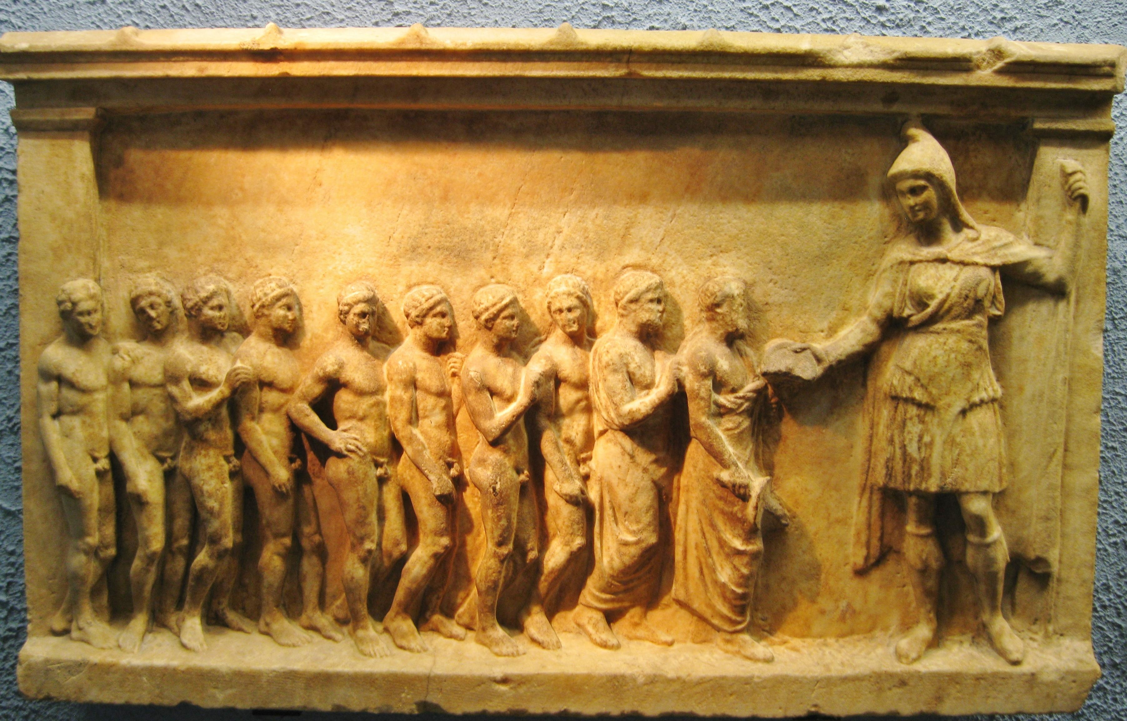 Greek Antiquities In The British Museum, London | Clio Ancient Art Within Ancient Greek Wall Art (View 15 of 20)