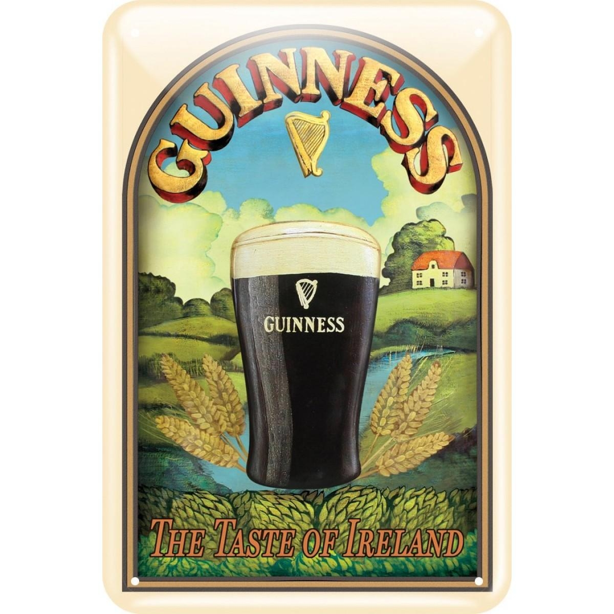 Guinness® Taste Of Ireland Wall Art Within Ireland Metal Wall Art (View 9 of 20)