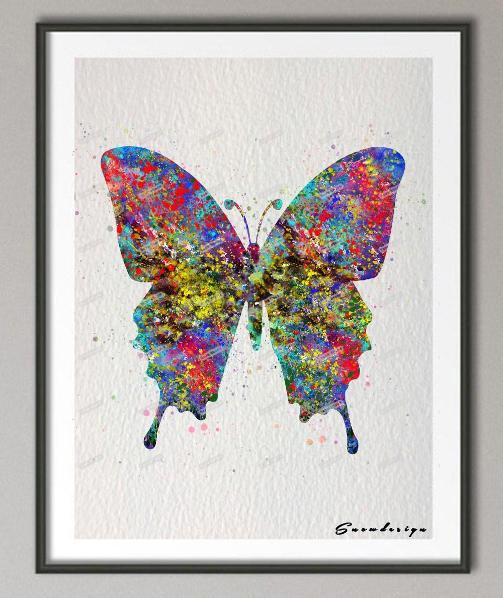 High Quality Butterfly Picture Promotion Shop For High Quality Throughout Butterfly Canvas Wall Art (View 8 of 20)