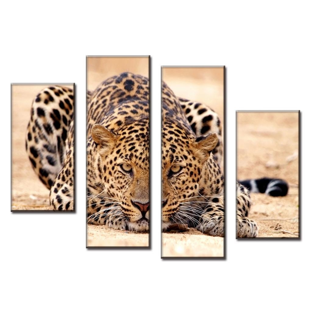 High Quality Leopard Print Wall Art Buy Cheap Leopard Print Wall Within Leopard Print Wall Art (View 9 of 20)