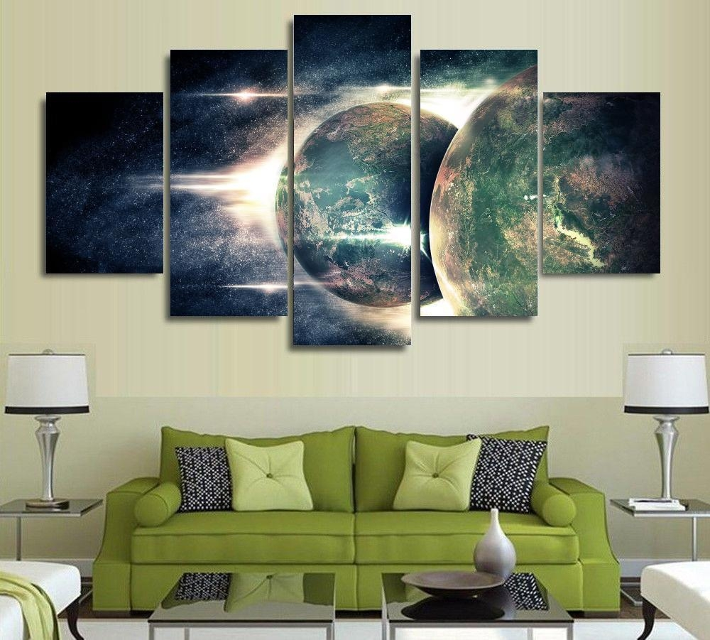 High Quality Outer Space Painting Buy Cheap Outer Space Painting Within Outer Space Wall Art (View 16 of 20)