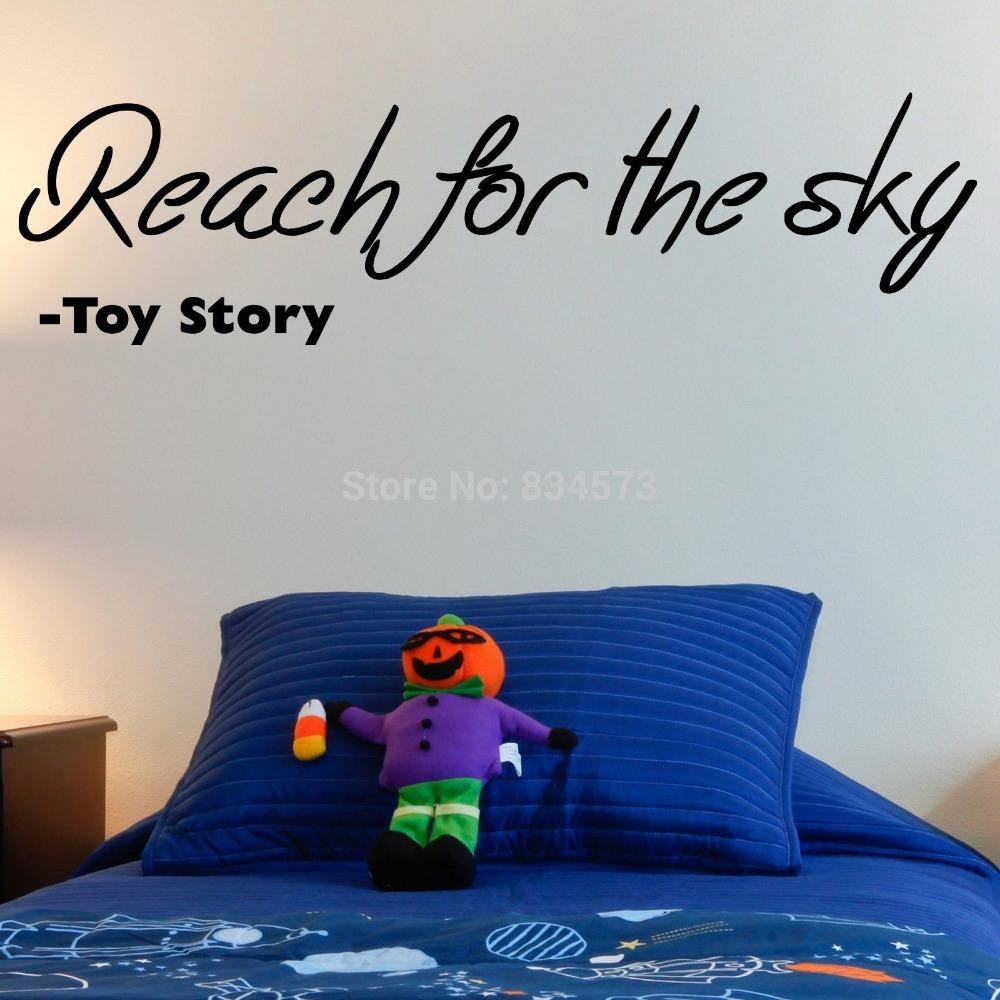 High Quality Toy Story Wall Promotion Shop For High Quality With Toy Story Wall Art (View 4 of 20)