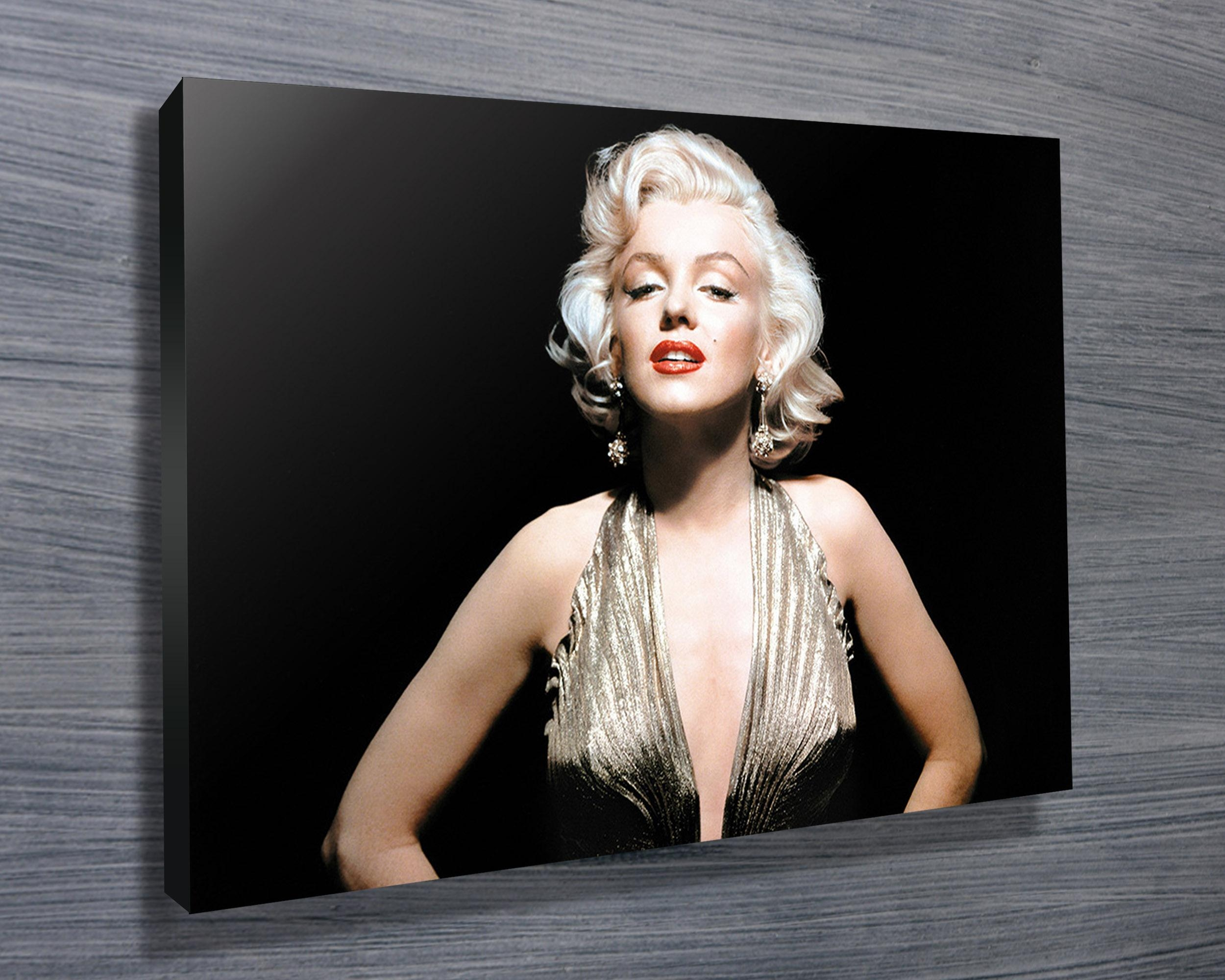 Home Accessories: Marilyn Monroe Pop Art Canvas Print Online And throughout Marilyn Monroe Framed Wall Art