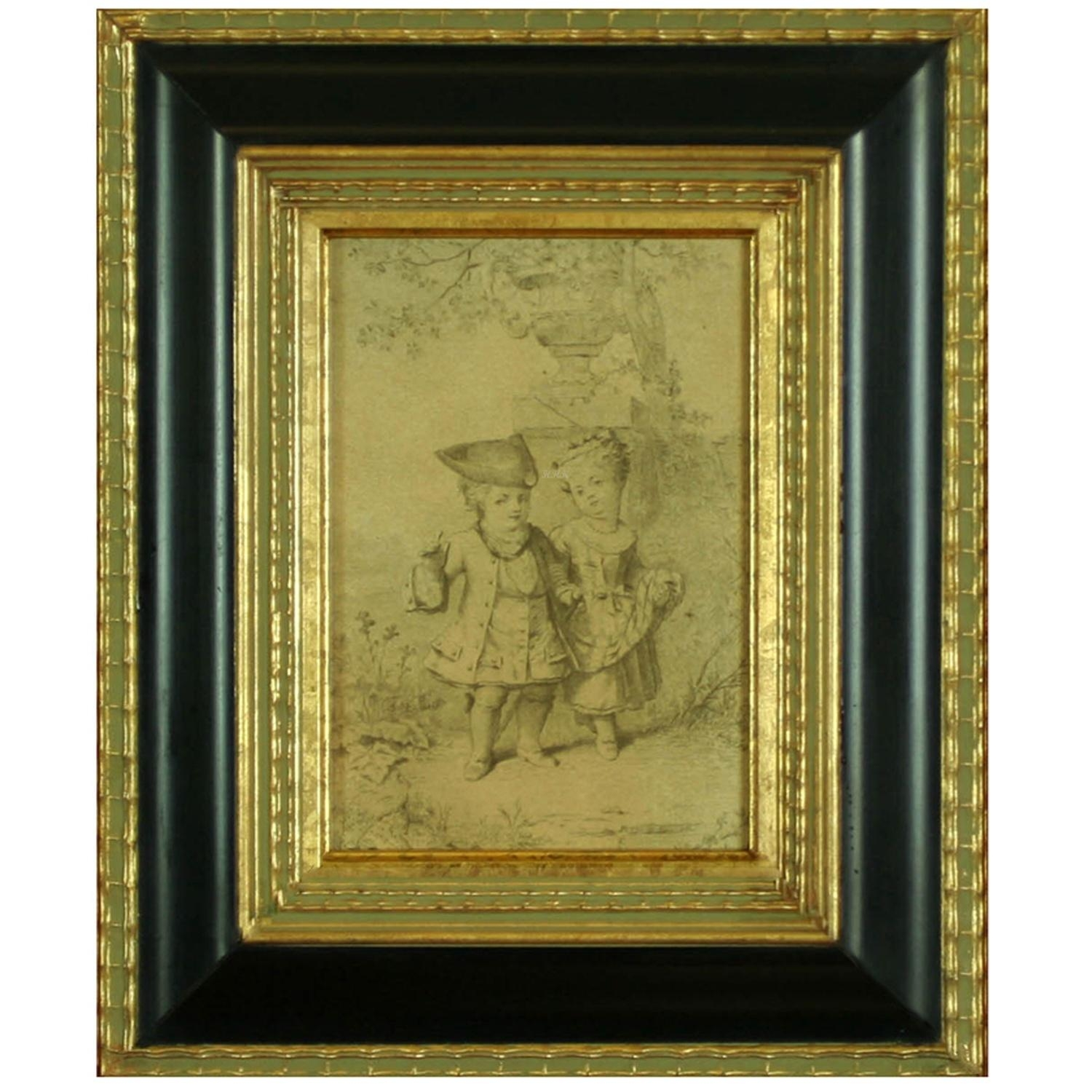 Home Decor: Shabby Chic Children& 39;s Bedroom Wall Art, Country In Country French Wall Art (View 8 of 20)