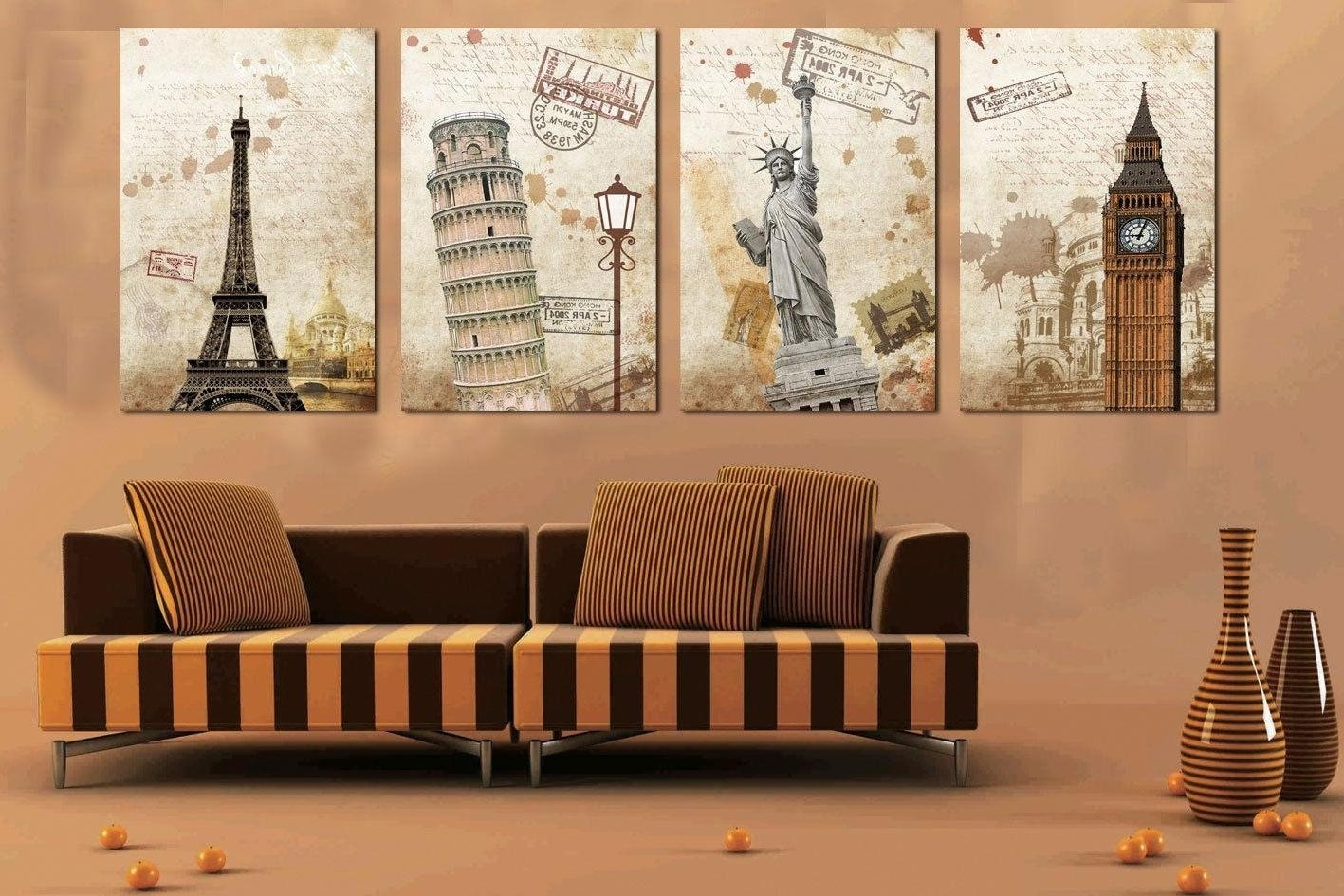Home Decor Wall Art Ideas - Home And Interior throughout Cheap Wall Art and Decor