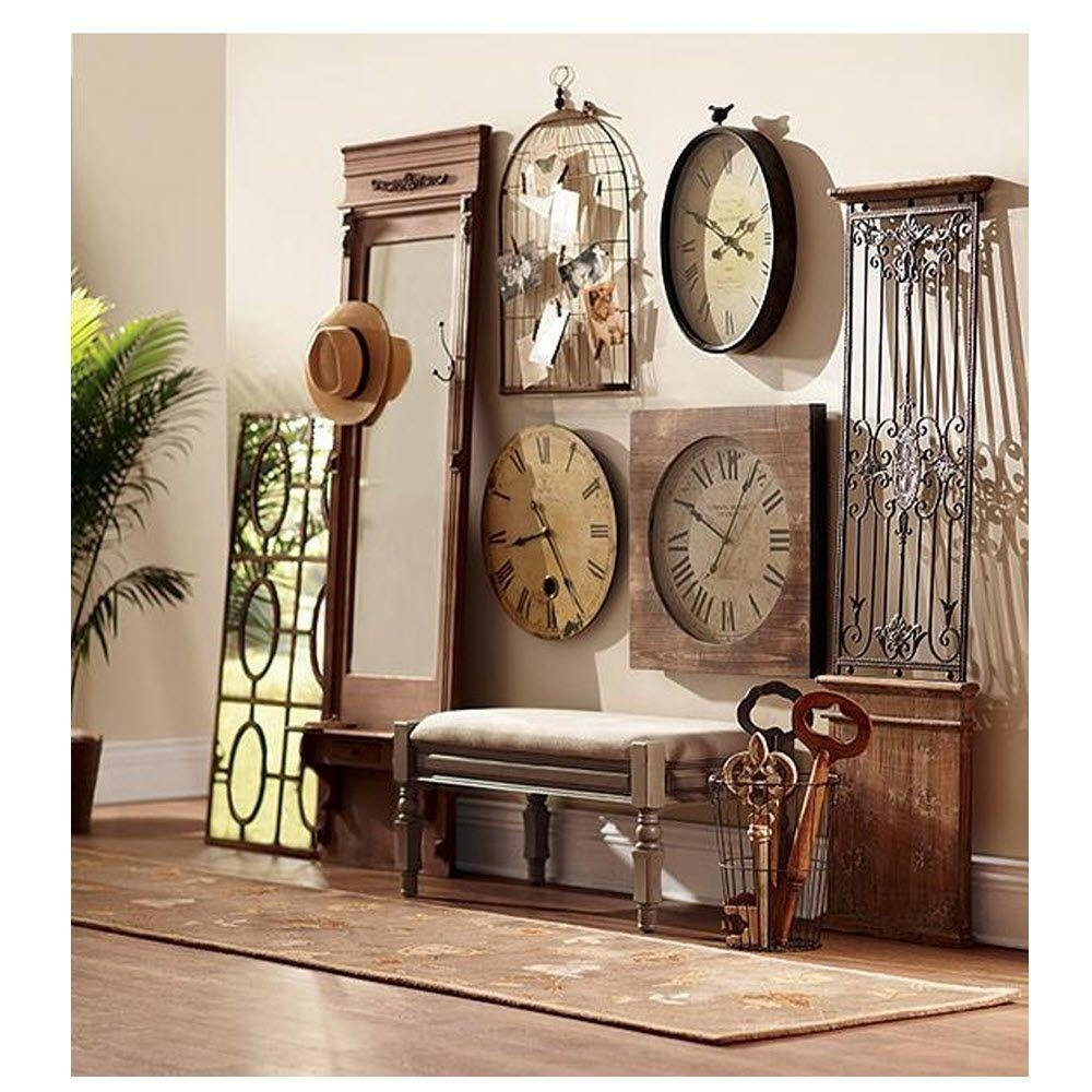 Home Decorators Collection - Art - Wall Decor - The Home Depot throughout Iron Gate Wall Art