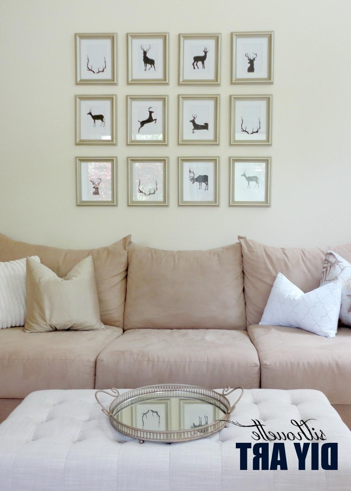 Home Design : 79 Breathtaking Large White Wall Clocks With Large White Wall Art (Image 7 of 21)