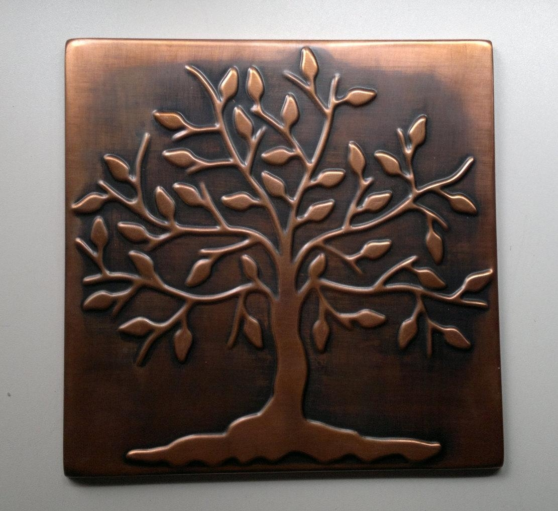 Home Design : Rustic Wood And Metal Wall Art Beach Style Compact Pertaining To Big Metal Wall Art (Image 5 of 20)