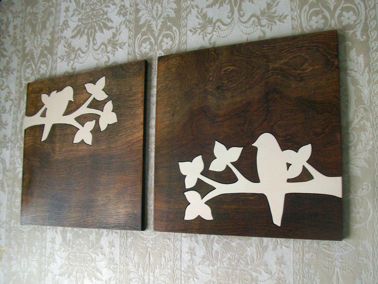 Home Design : Wall Decor Tree Of Life Art Carved Natural Wood Inside Natural Wood Wall Art (Image 10 of 20)