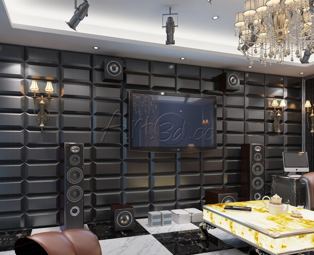 Home Theatre Wall Ideas Gallery Of Art Home Theater Wall Decor Pertaining To Home Theater Wall Art (View 18 of 20)