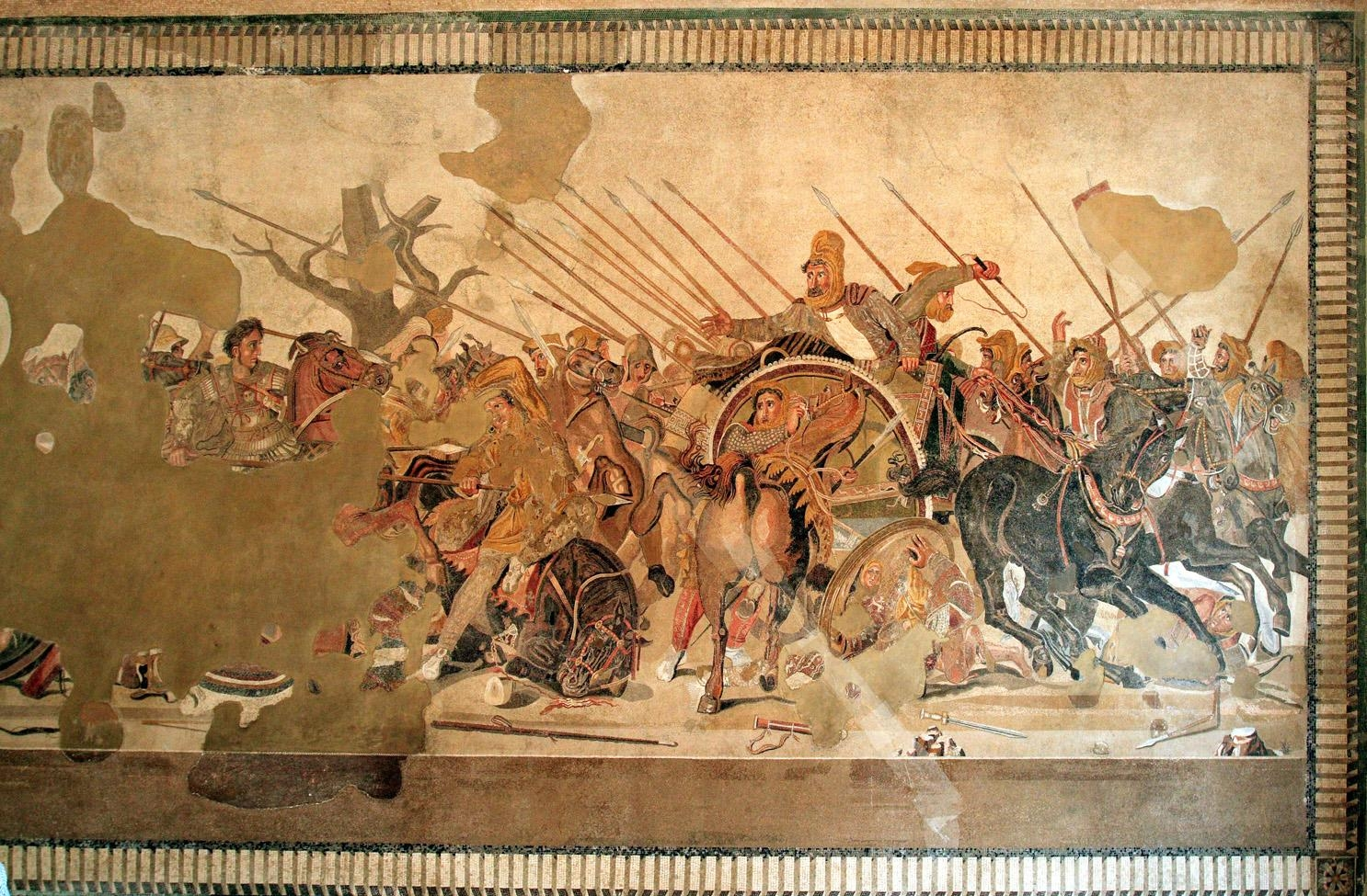 Horse/power Intended For Ancient Greek Wall Art (View 3 of 20)