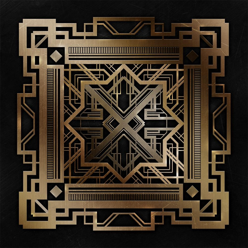 How To Create A Great Gatsby Style Art Deco Pattern Inside Art Deco Metal Wall Art (View 7 of 20)