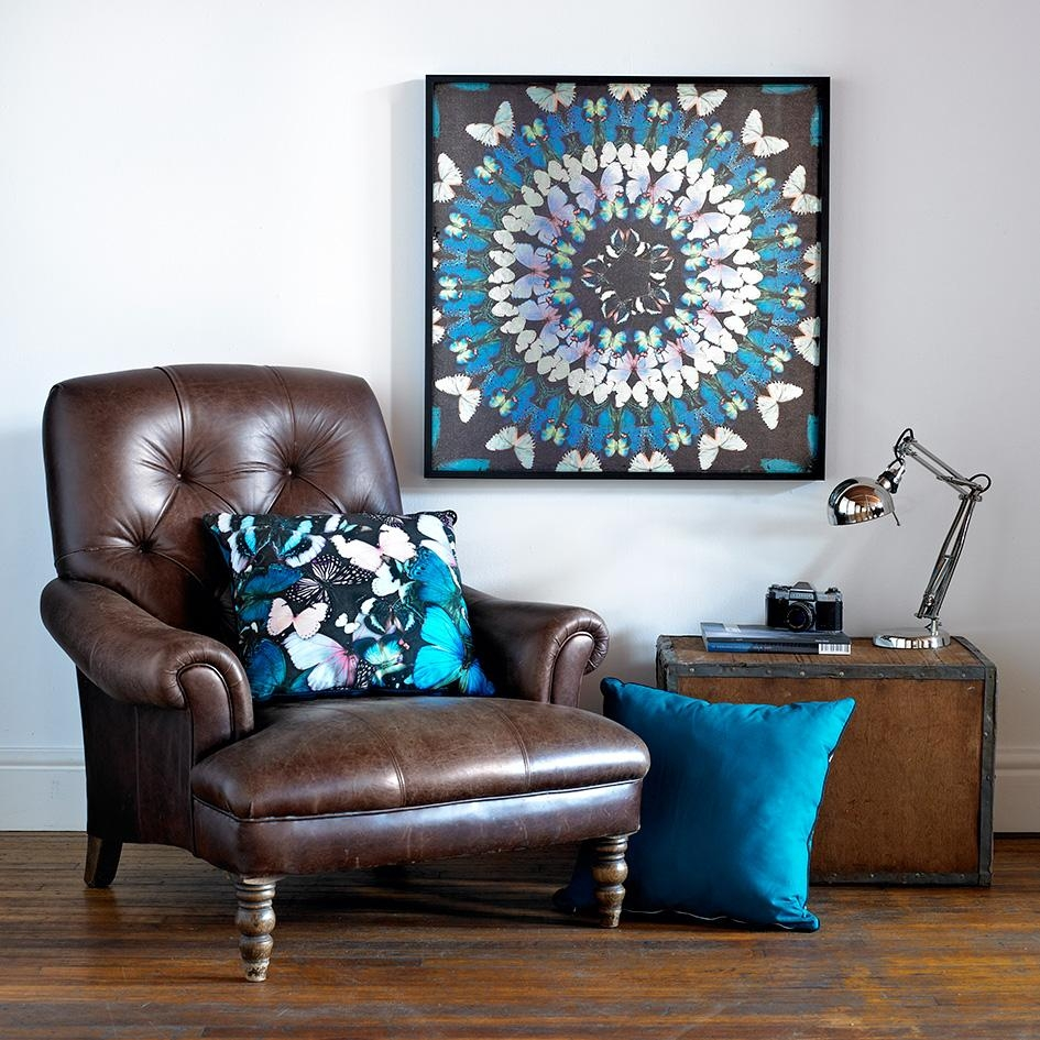 How To Create The Perfect Home Office Pertaining To Graham & Brown Wall Art (View 20 of 20)