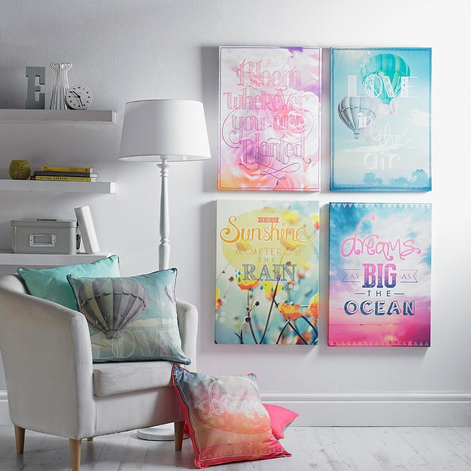 How To Decorate As A Family Regarding Matching Wall Art (View 14 of 20)